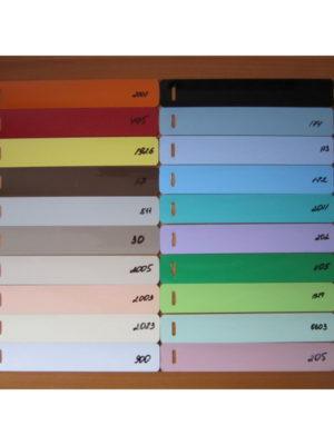 Жалюзи цветные 25 мм