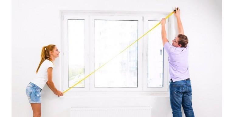 Особенности самостоятельного замера и монтажа штор
